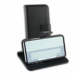 Vivanco Flip Case iPhone X/Xs musta