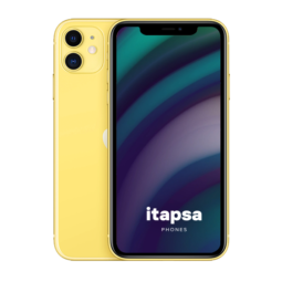 iPhone 11 256Gt Keltainen