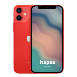 iPhone 12 Mini 128Gt Punainen
