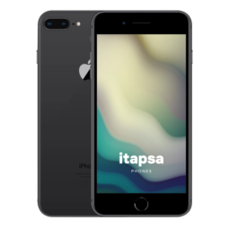 iPhone 8 Plus 64Gt Tähtiharmaa