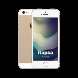 iPhone SE 16Gt Kulta