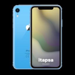 iPhone Xr 128Gt Sininen