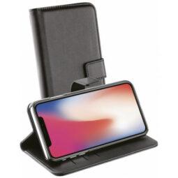 Vivanco Flip Case iPhone 11 Pro Musta