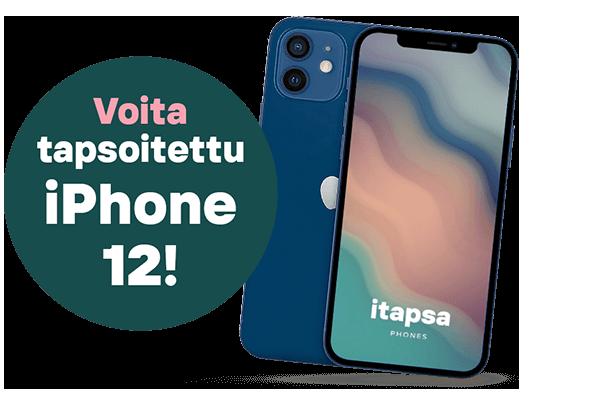 Voita uudistettu iPhone 12!