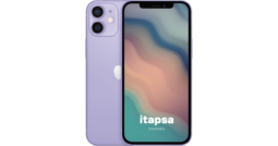 iPhone 12 64Gt Violetti